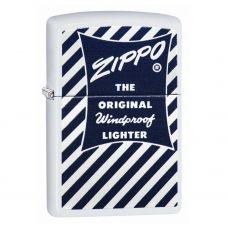 ISQUEIRO ZIPPO -  BLUE E WHITE 1958