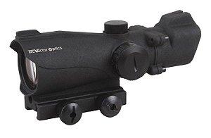 RED DOT CONDOR 2 COM ZOOM 2X42 (22mm) - VECTOR OPTICS