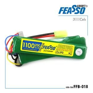BATERIA FFB-018 11.1V 1100mAh 20C