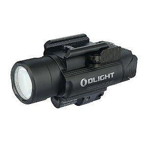 Lanterna para pistolas baldr rl c/ laser 1120 lúmens - Olight