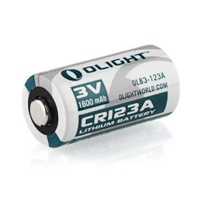 Bateria cr123 a 3v 1600mAh - Olight
