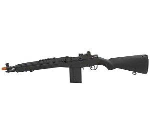 Rifle Airsoft Cyma - M14 Scout  (CM032A Bk)