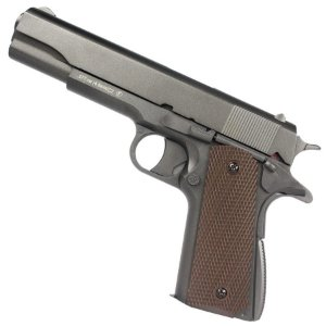 Pistola de Pressão  CO2 1911 Slide Metal   KWC - 4,5mm