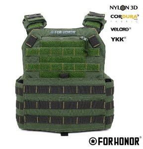 COLETE MODULAR PLATE CARRIER G2 FORHONOR - OLIVE GREEN