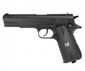 Pistola de Pressão  CO2 Commander 1911 W125B Wingun  - 4,5mm