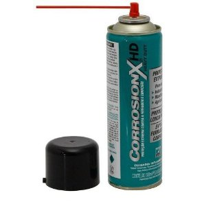 CorrosionX for heavy duty spray - 300ml