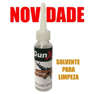 Solvente corrosionX for gunX - 30ml