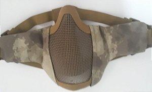 Máscara Meia-Face de Tela Confort - A-Tacs AU