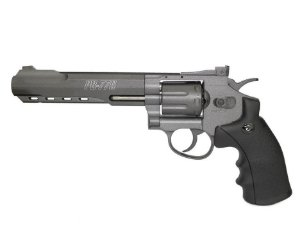 Revólver de Pressão CO2 PR-776 Gamo Full Metal - 4,5mm