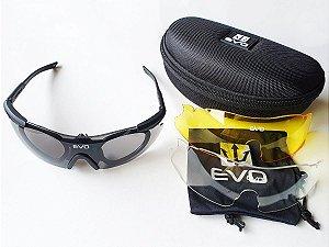 Óculos Tático Militar  Instant  - Evo