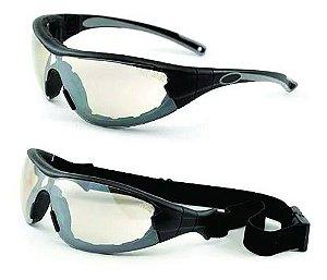 Óculos Delta Militar Espelhado - Vicsa