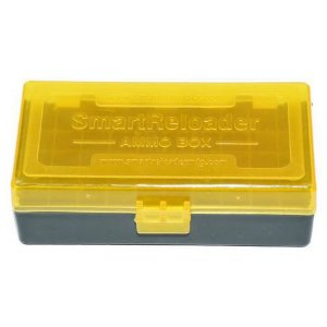 Caixa plástica para munição .380 e 9mm - Smart Reloader
