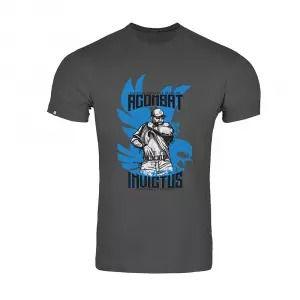 T-Shirt Concept Atire com Força - Invictus