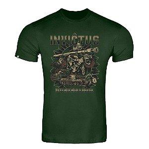 T-Shirt Concept Braço Forte - Invictus