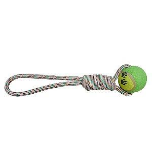 Brinquedo Corda com Bolinha PT-64