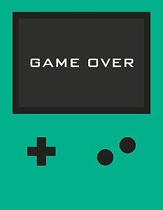Quadro Decorativo Poster Vídeo Game