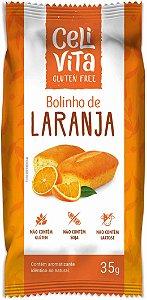 DISPLAY COM 12 BOLINHOS DE LARANJA 35G