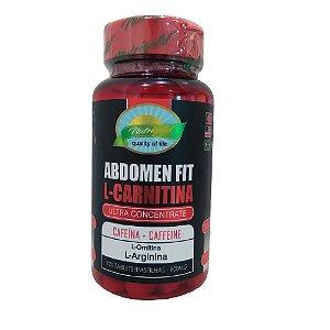 Abdomen Fit L - Carnitina 120 Tabletes 800mg