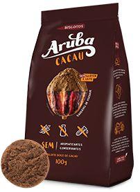 Aruba - Biscoito Choc sem Glúten 100g