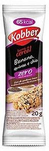 Barra Cereal Banana Zero