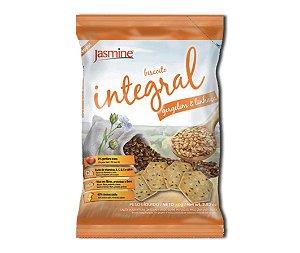 Biscoito Integral Gergelim e Linhaça