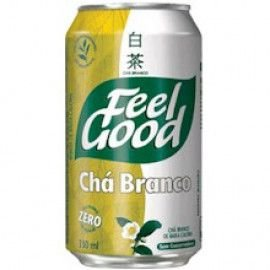 Feel Good Chá Branco 330ml