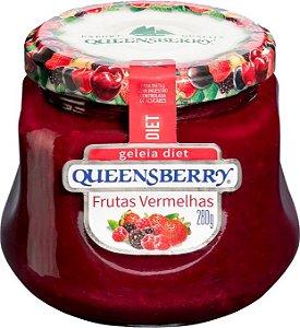 Geleia de Fruta Vermelhas 280g Queensberry