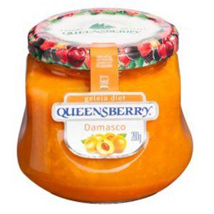 Geleia de Damasco Diet Queensberry 280g