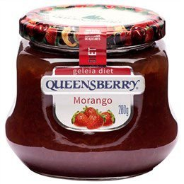 Geleia de Morango Diet Queensberry 280g