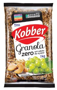Granola Zero Kobber 1kg