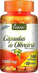 Oliveira Tiaraju 100 Cápsulas 1000mg