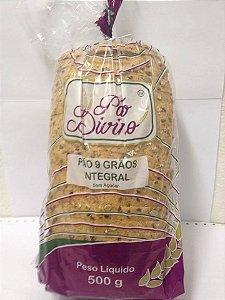 Pão Divino Integral 9 Grãos