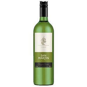 Vinho Branco de Mesa Suave San Martin
