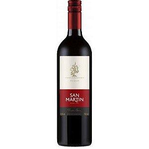 Vinho Tinto de Mesa Seco San Martin