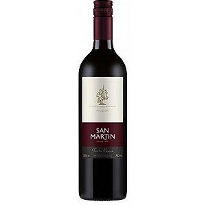 Vinho Tinto de Mesa Suave San Martin