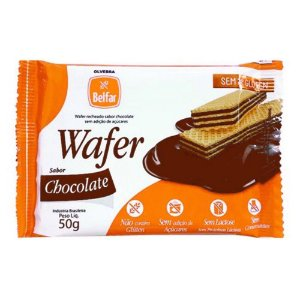 Wafer Chocolate Belfar 50g