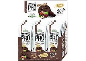 Biscoito c/ Proteína Cacau e Avelã