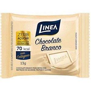 Chocolate Branco Zero Açúcar Linea