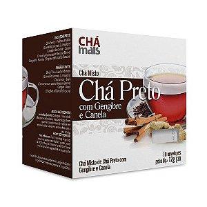 Chá Preto c/ Gengibre e Canela
