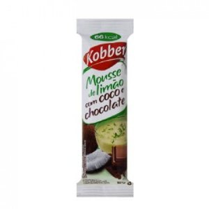 Barrinha Kobber Mousse de Limão Com Coco e Chocola