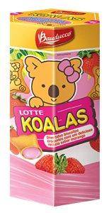 Bisc. Koalas Morango