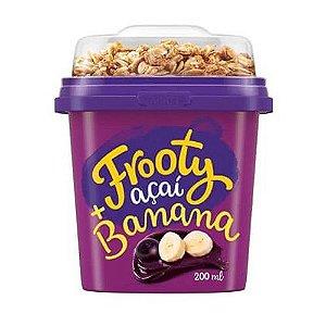 Frooty Açai Banana c/ Granola - 200ml