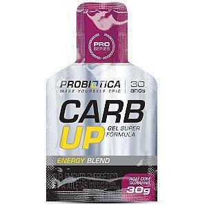 Carb Up Gel- Probiotica- 30g-Açai com Guaraná