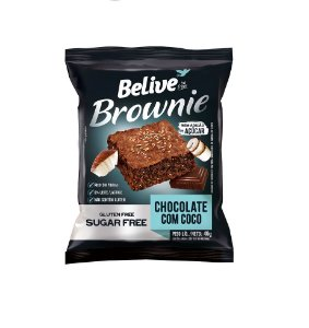 Belive Brownie Cho. Com Coco