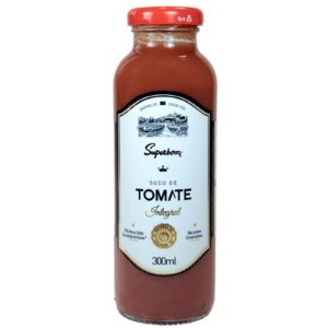 Suco de Tomate Integral-300ml-Superbom
