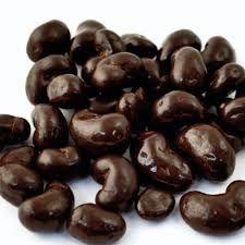 Castanha de Caju com Chocolate- sem Glúten