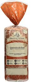 Pão Integral- Castanha do Pará- Nutri-Vida