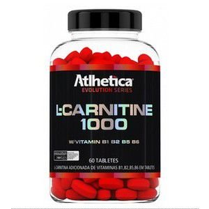 L-Carnitine 1000-60 Tabletes- Atletica