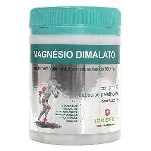 Magnesio Dimalato -120Cpas- Meissen