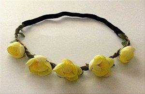 Headbands/tiara/faixa com flores